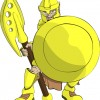 Arena Warrior Mascot