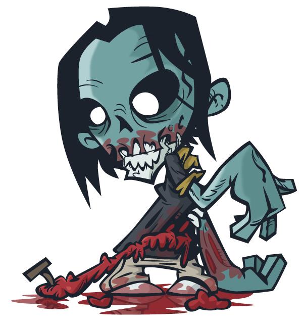 Zombie Mascot