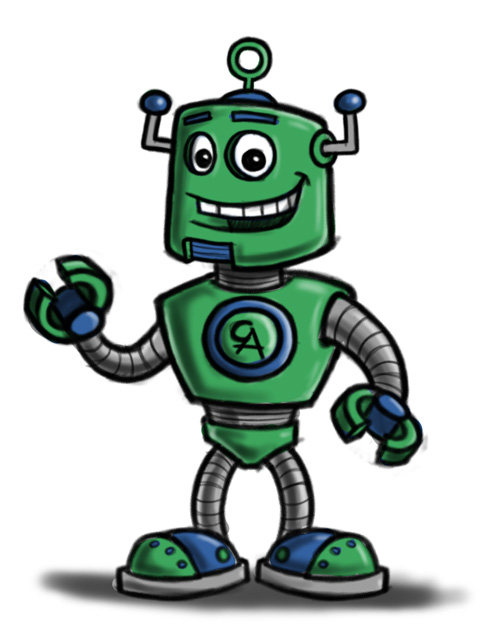 Intelligent Robot Mascot