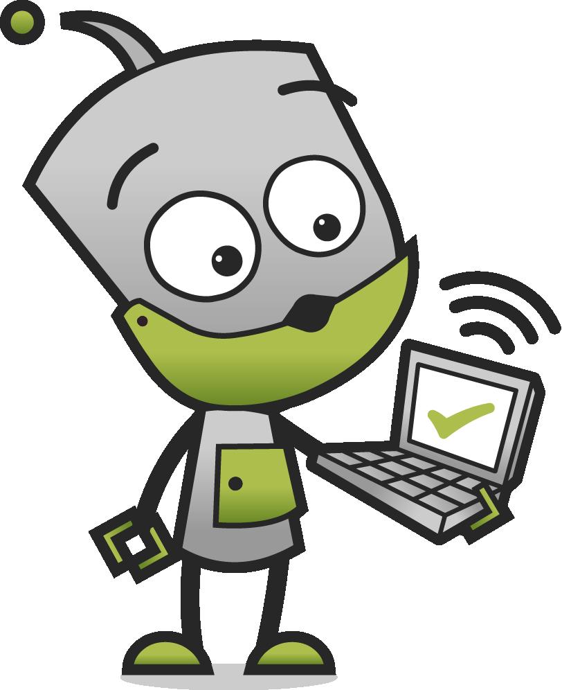 Gadget Mascot
