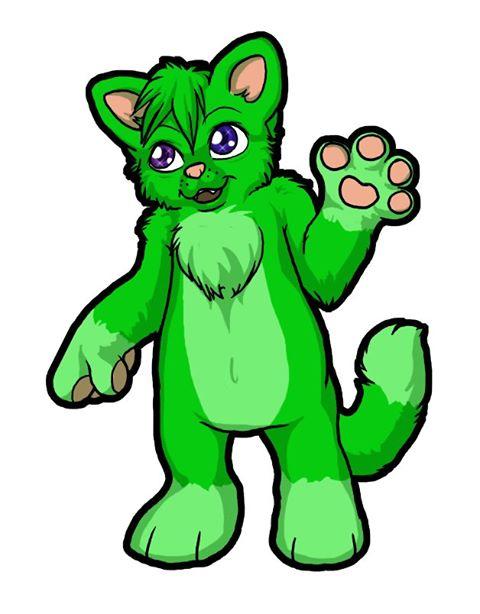 Cat Mascot