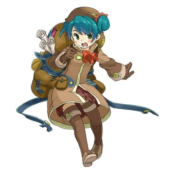Anime Mascot