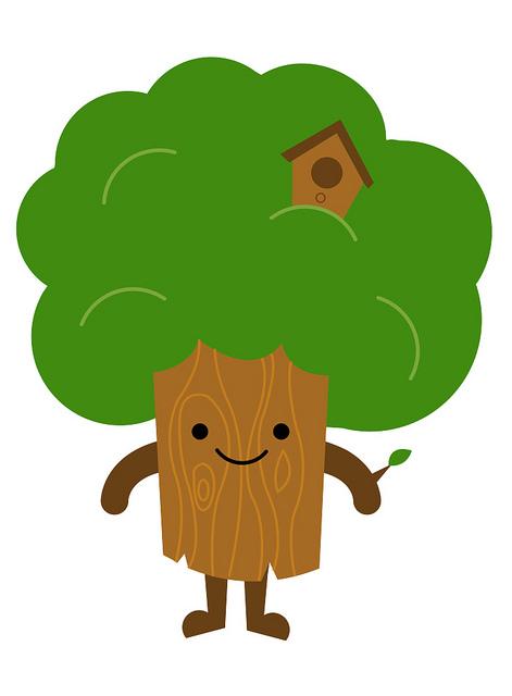 Tree Mascot