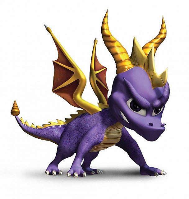 Cute Angry Dragon Mascot