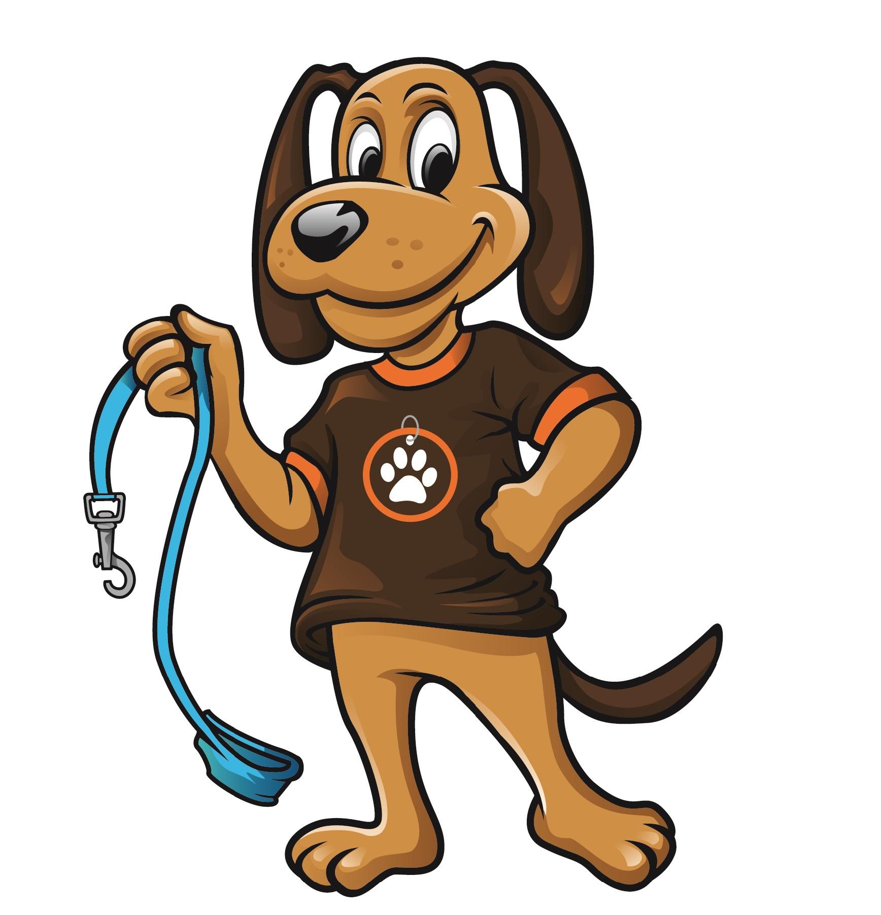 Promo Dog Mascot