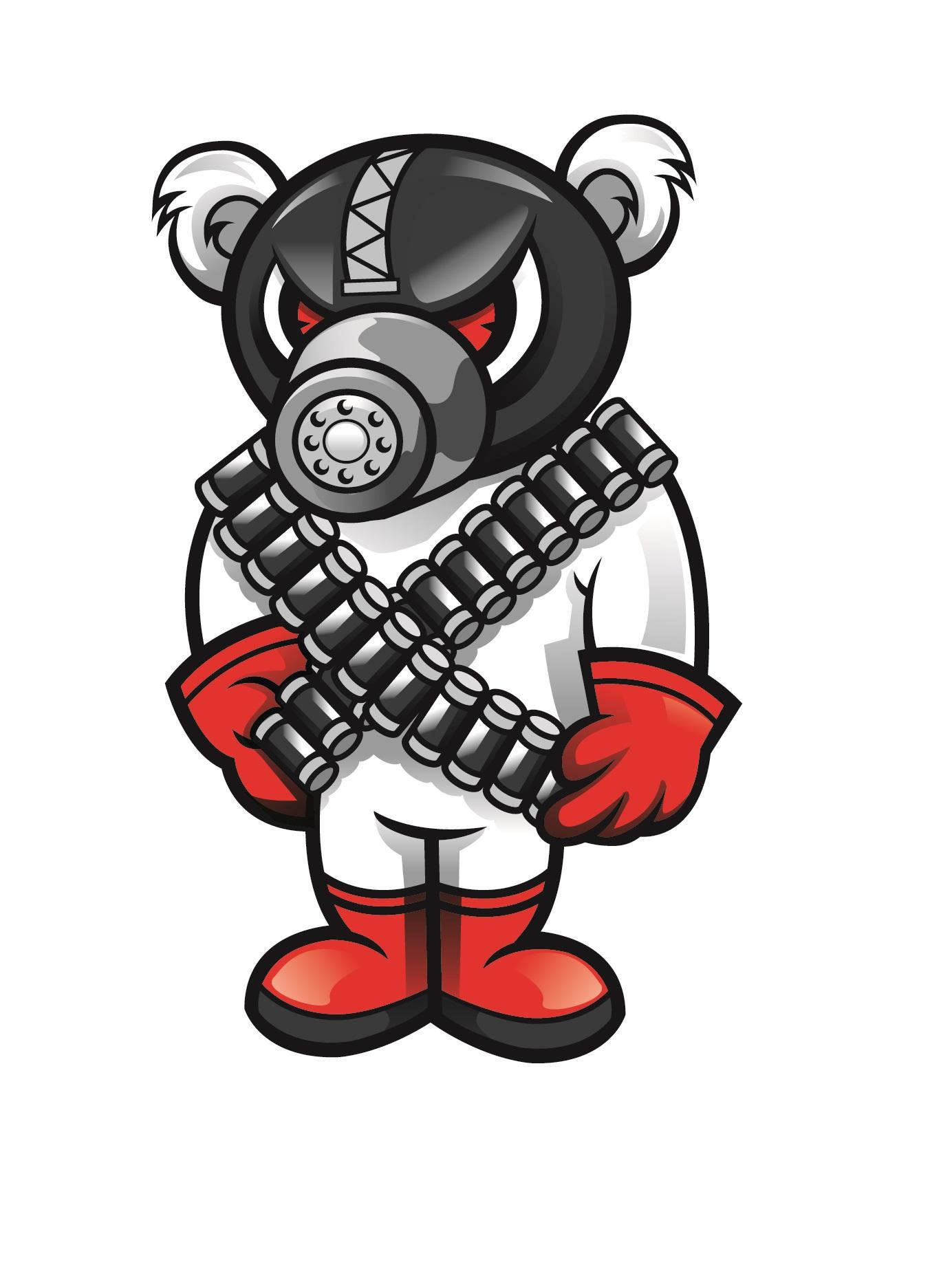 Nuker Mascot