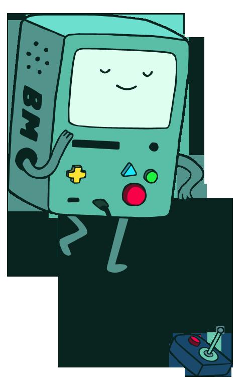 Game Gadget Mascot