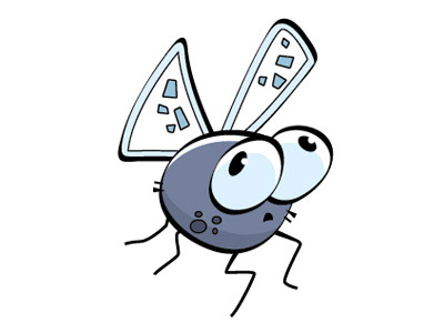 Wondering Bug Mascot