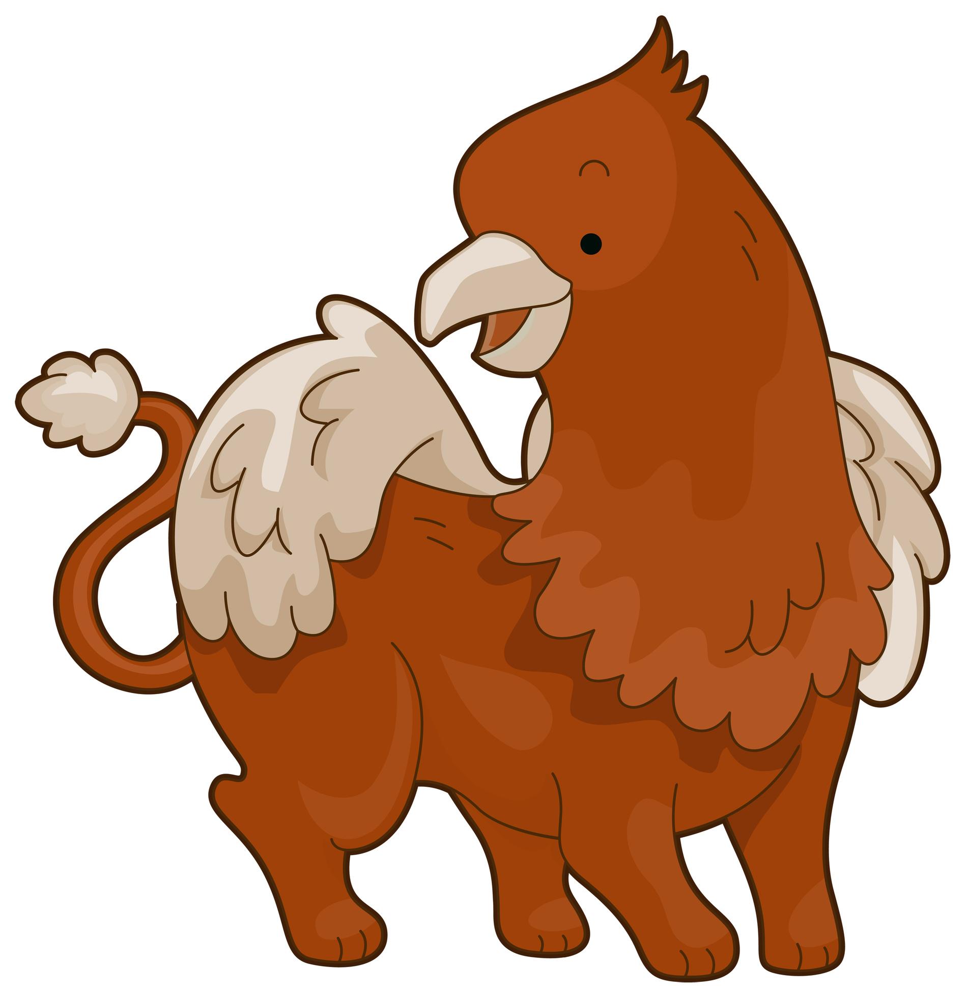Gryphon Mascot