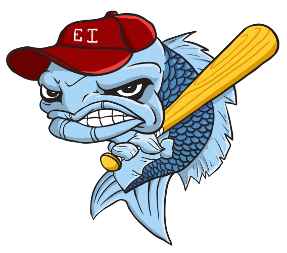 Mad Fish Mascot