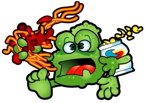 Junk Food Mascot