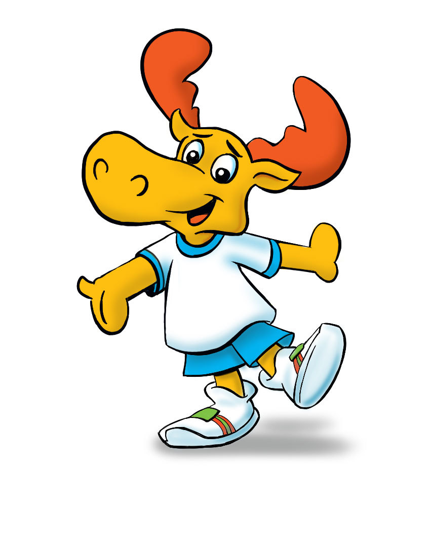 Moose Mascot