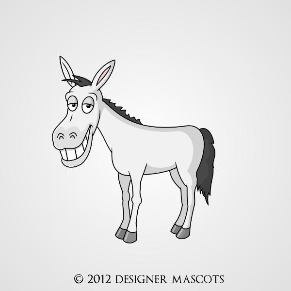Mule Mascot