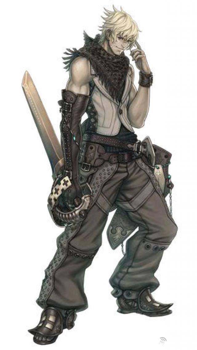 Epic Fantasy Character Mascot