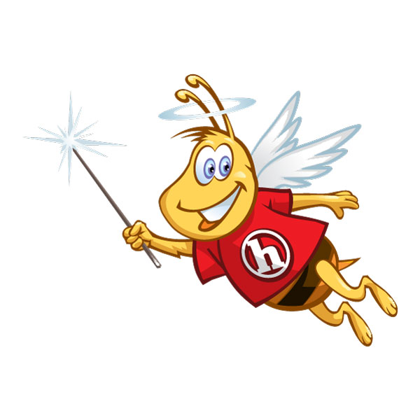 Fairy Bee Mascot