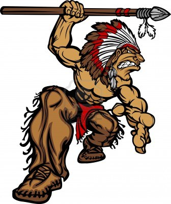 Native American Indian Mascot