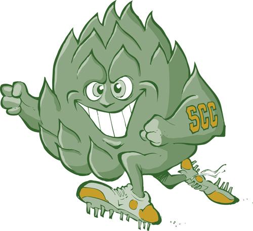 Strange Plant Mascot