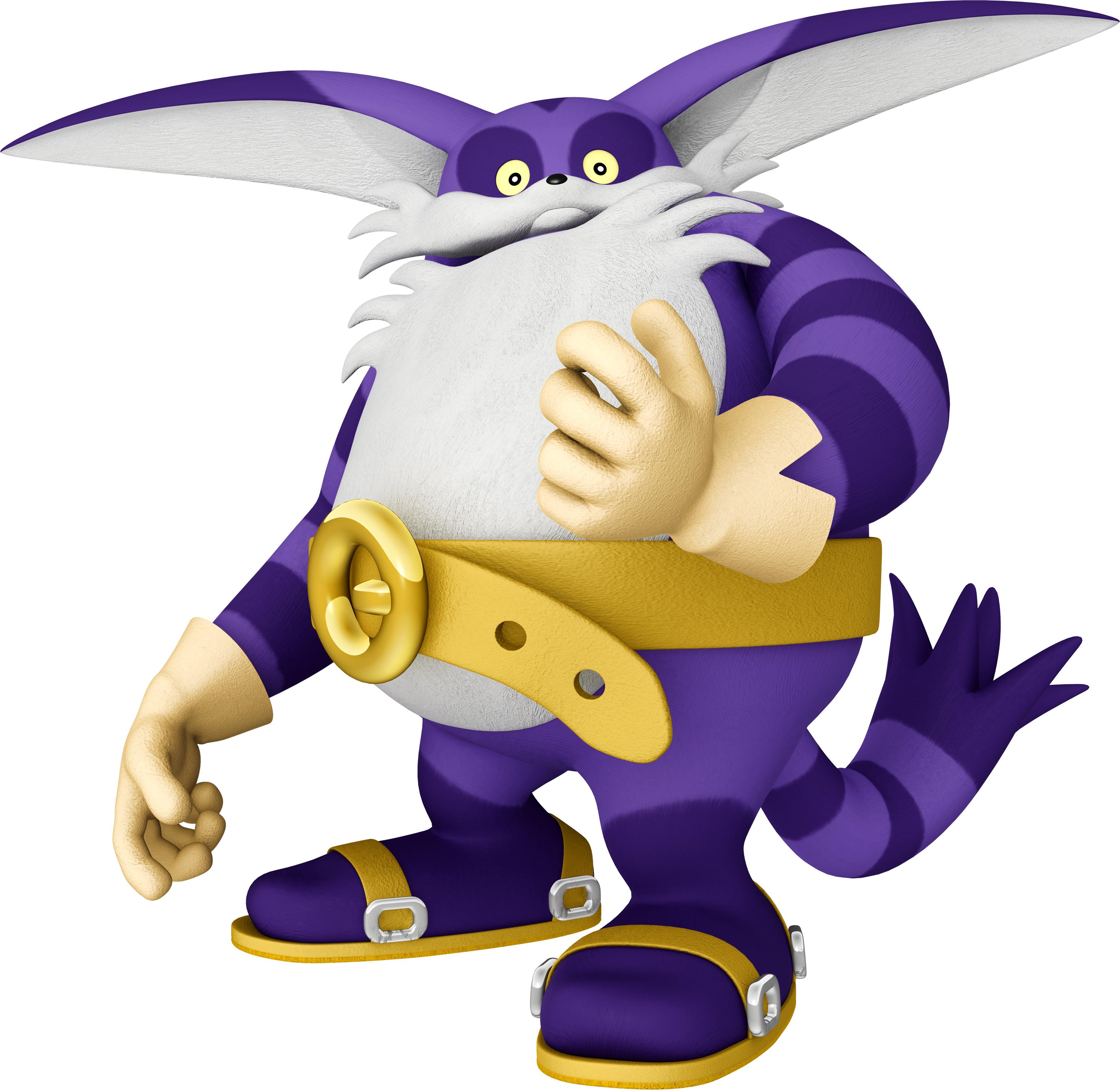 Big Muff Cat Mascot