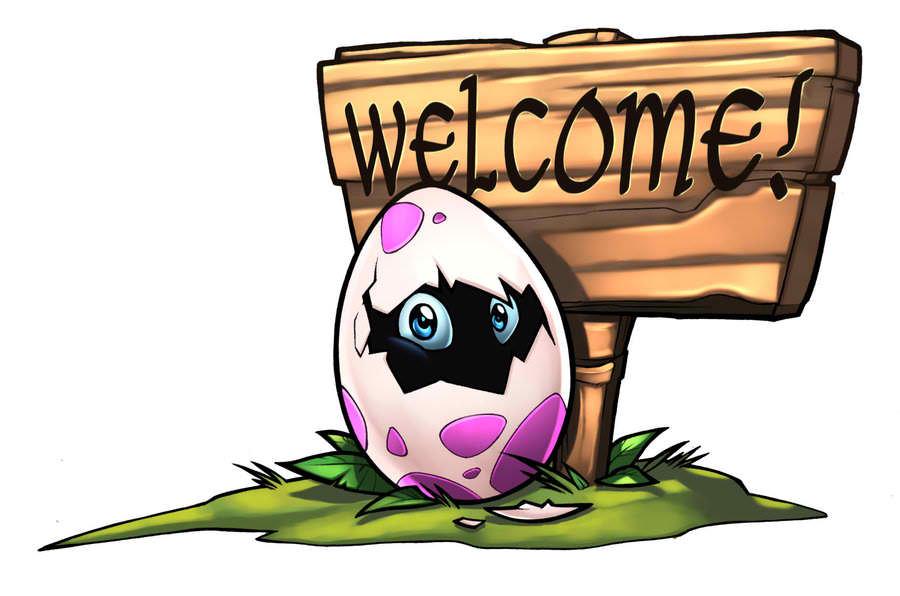 Baby Dino Egg Mascot