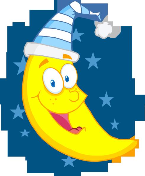 Moon Mascot