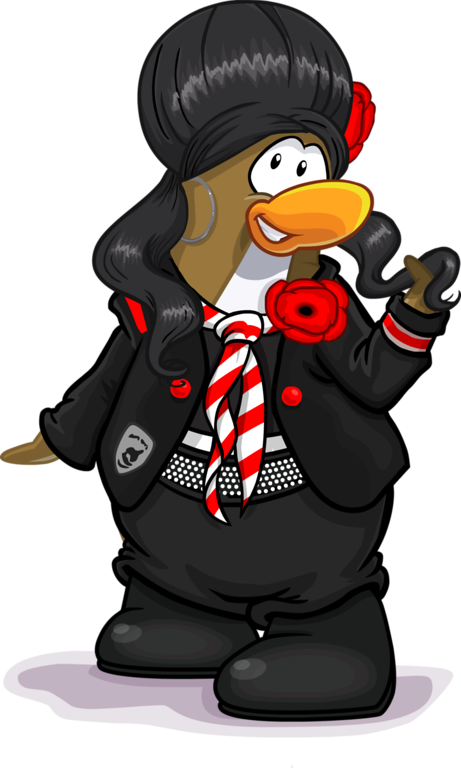 Funny Duck Cartoon Mascot