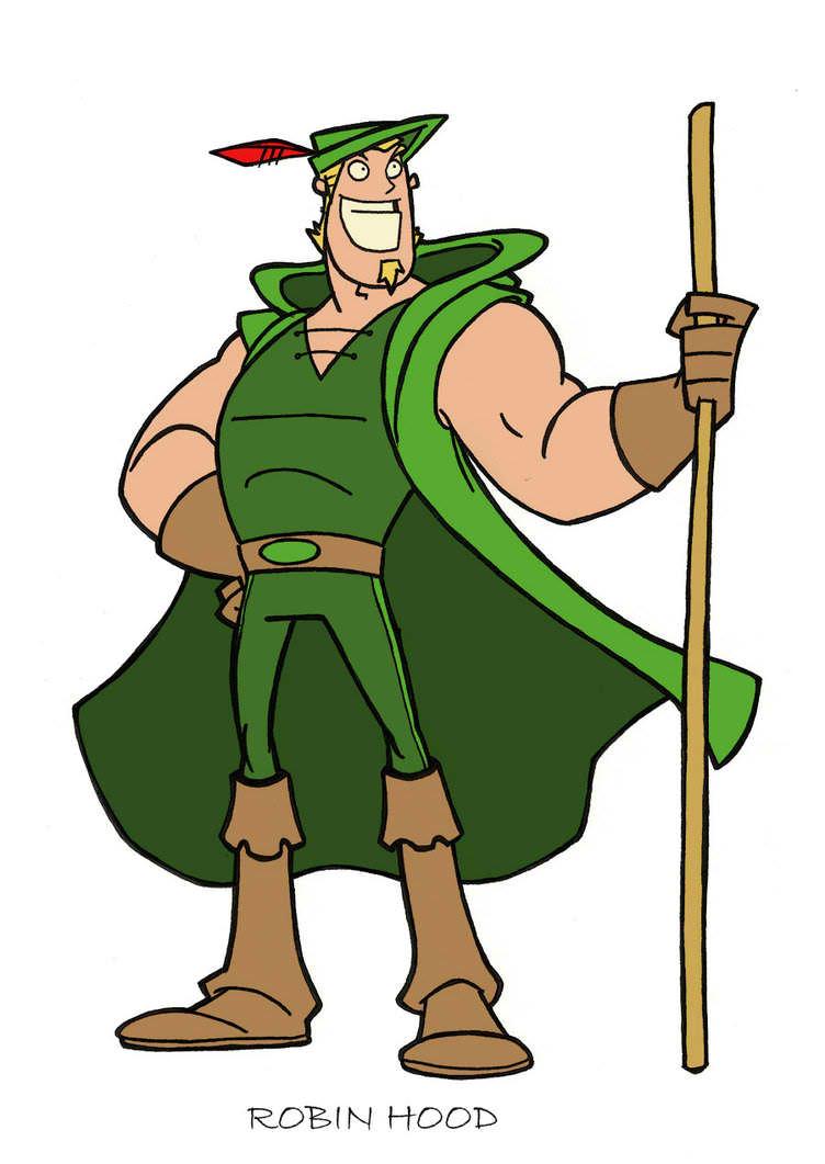 Town Hero Mascot