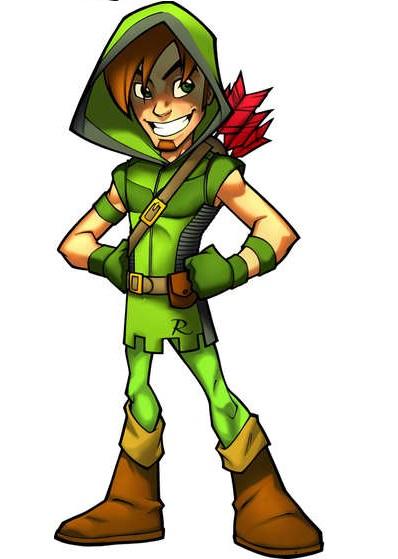 Archer Mascots