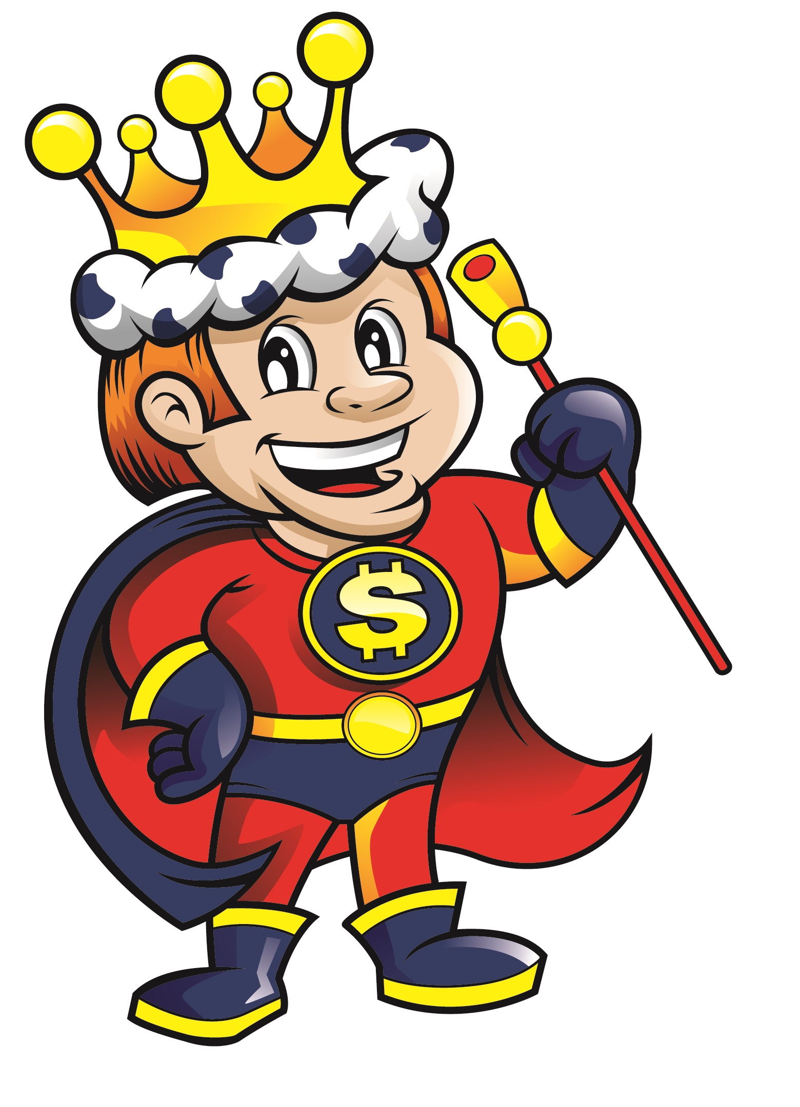 Little Prince Mascot