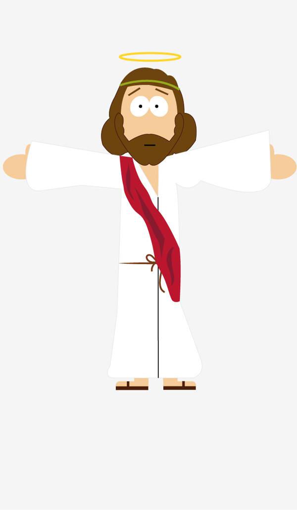 God Mascot