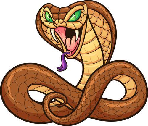 Angry Cobra Mascot