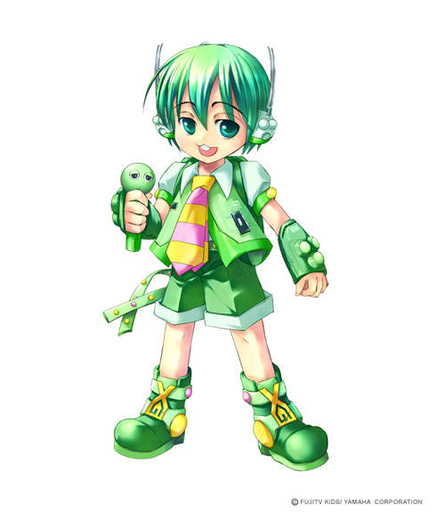 Male Vocaloid Mascot