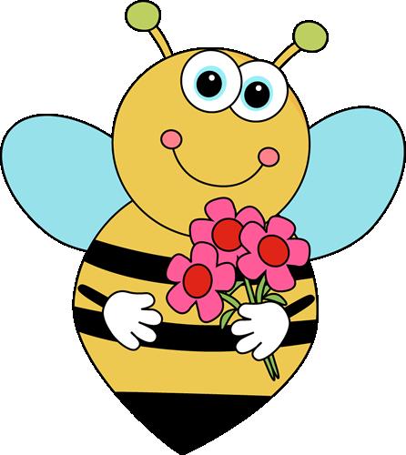 Inlove Bee Mascot