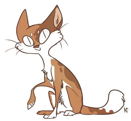 Classy Cat Mascot