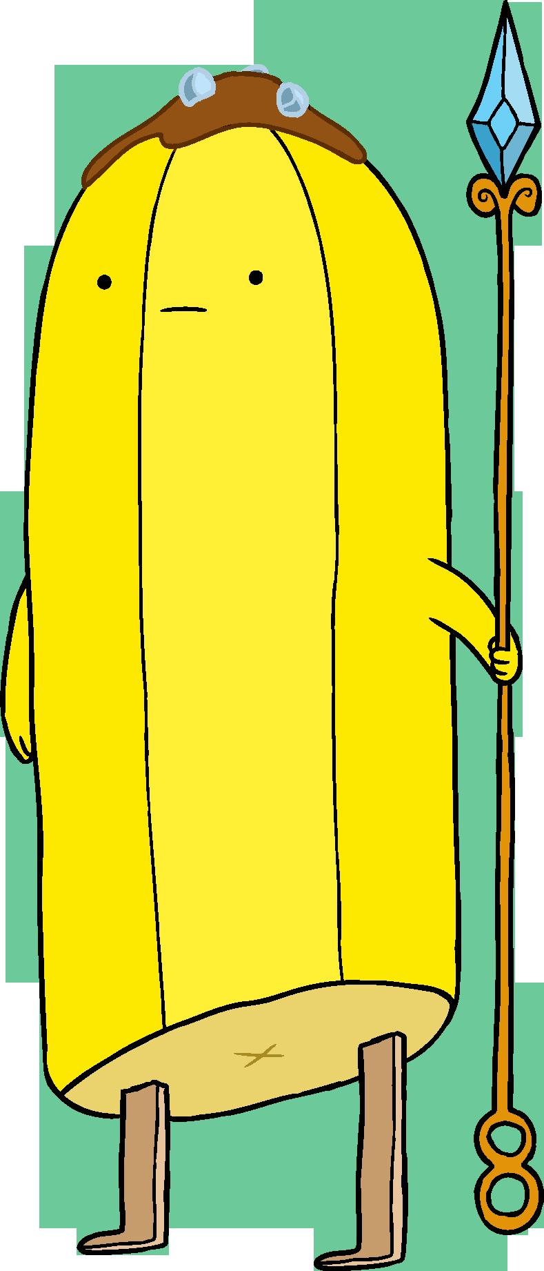 Banana Guard Mascot