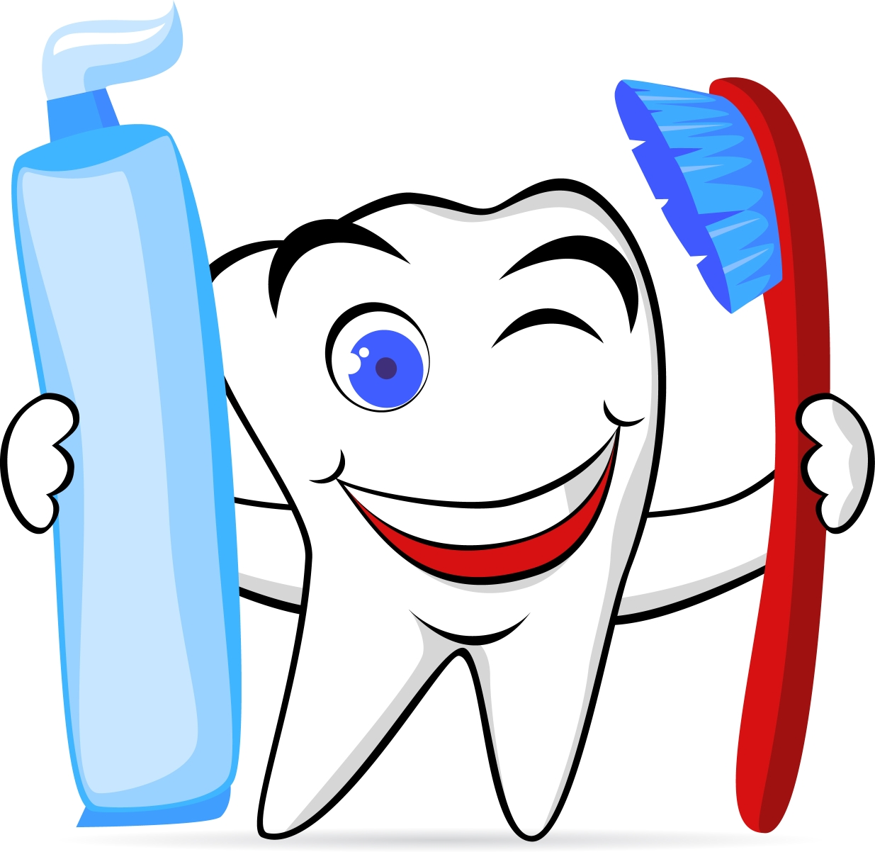 Dental Mascot