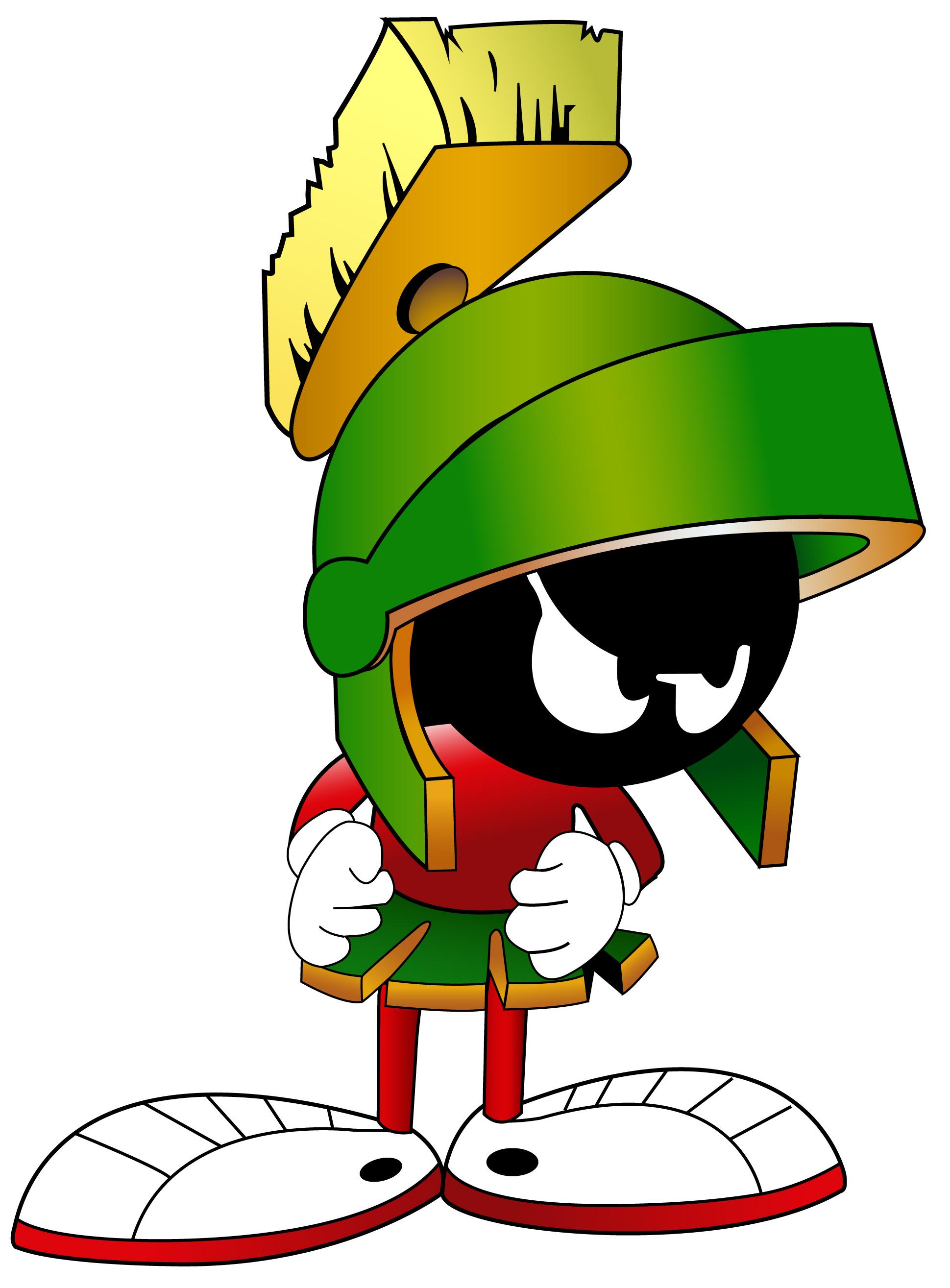 Martian Mascot