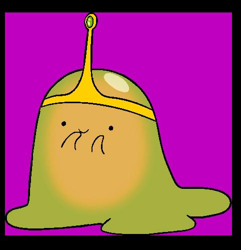 Slime Mascot