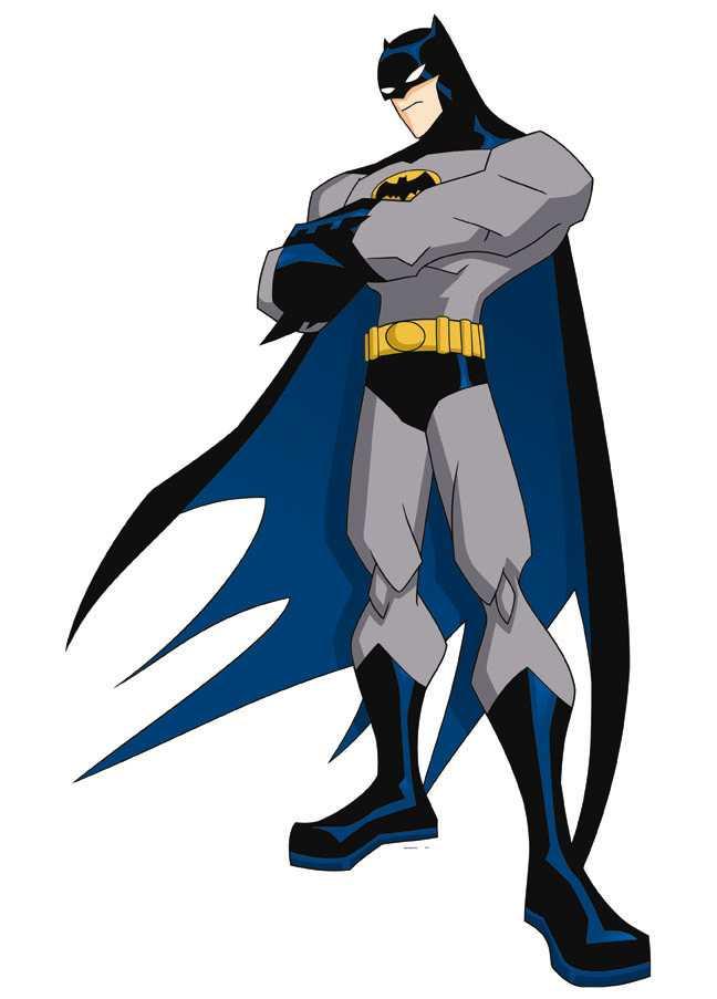 Batman Mascot
