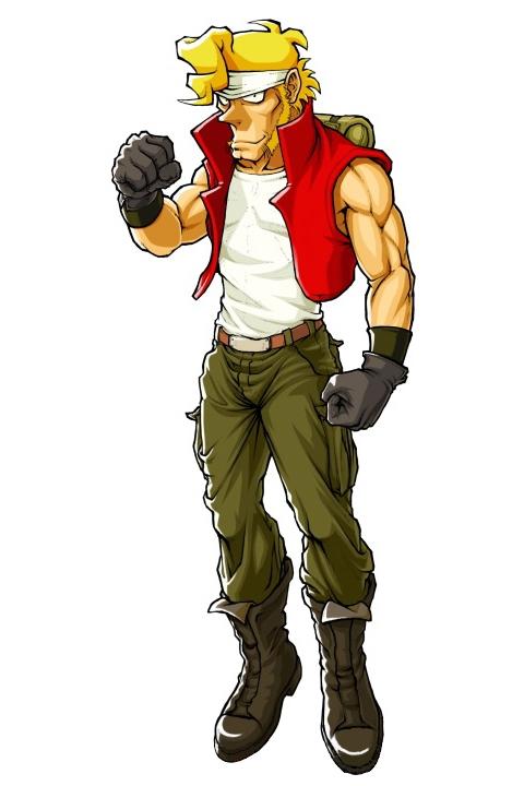 Mercenary Mascot