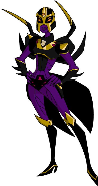 Spider Robot Mascot