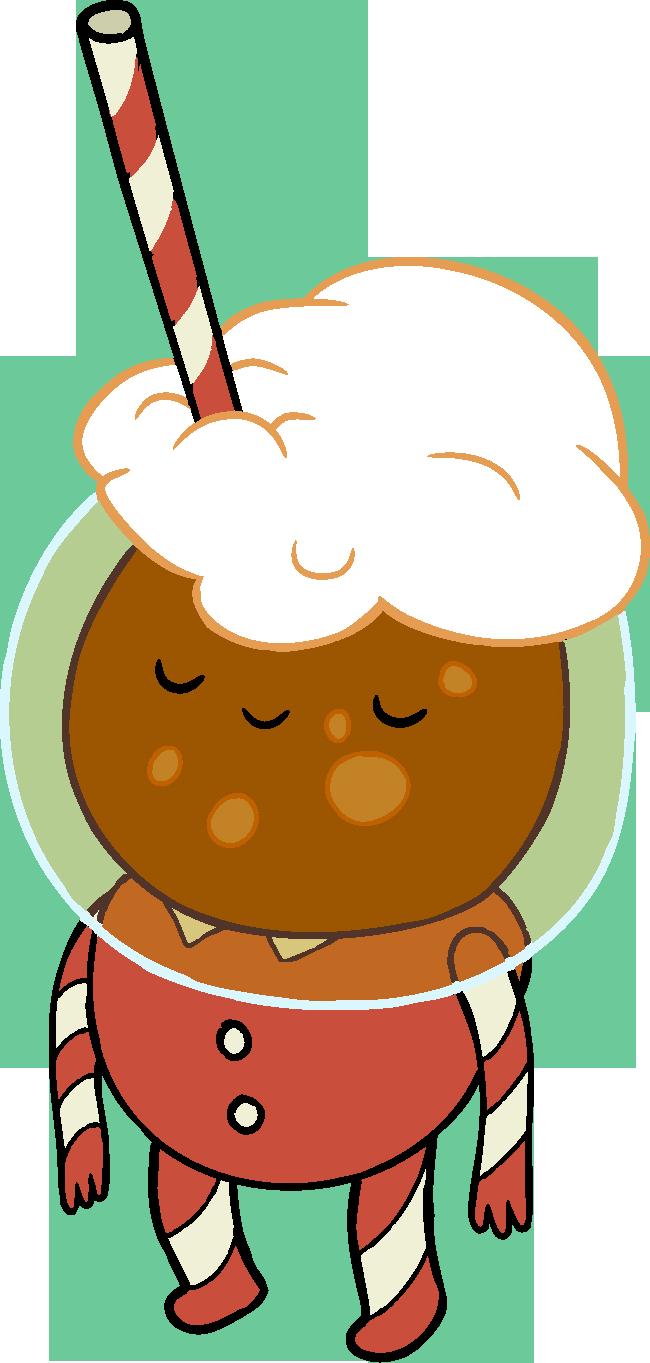 Float Mascot