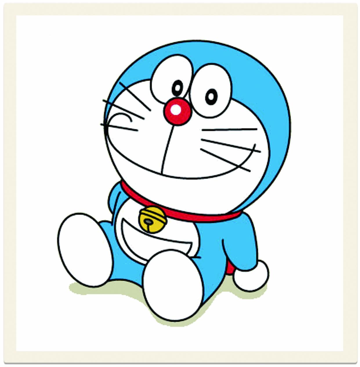 Doraemon Mascot