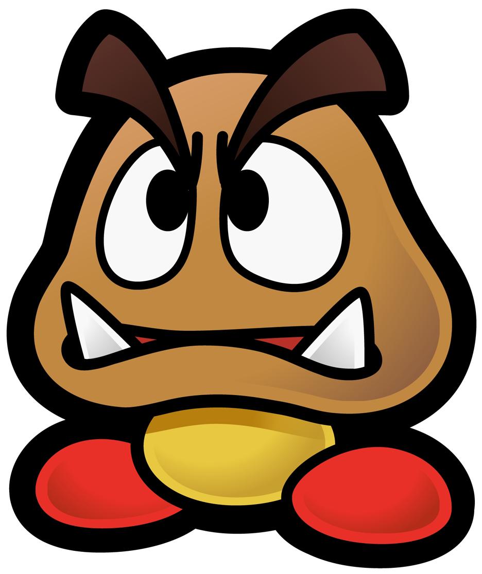 Goomba Mascot