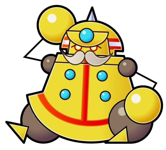 Mr. Robot Mascot