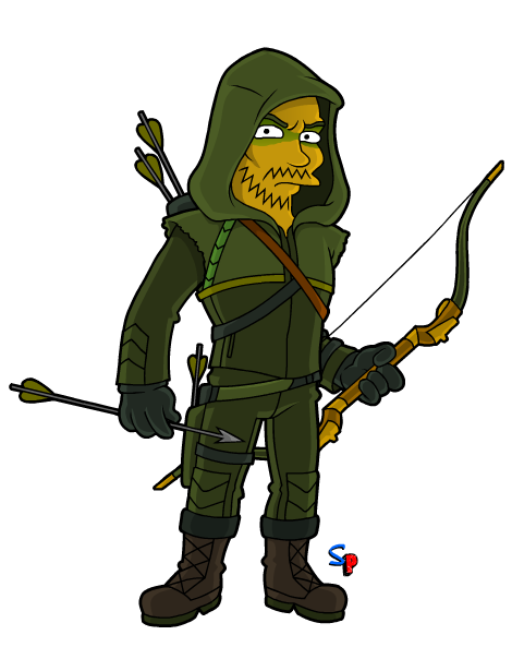 Archer Mascot