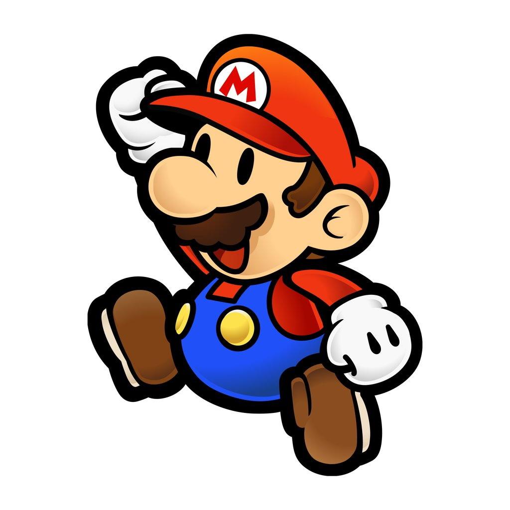 Super Mario Mascot