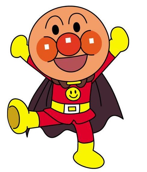 Cute Super Hero Mascot