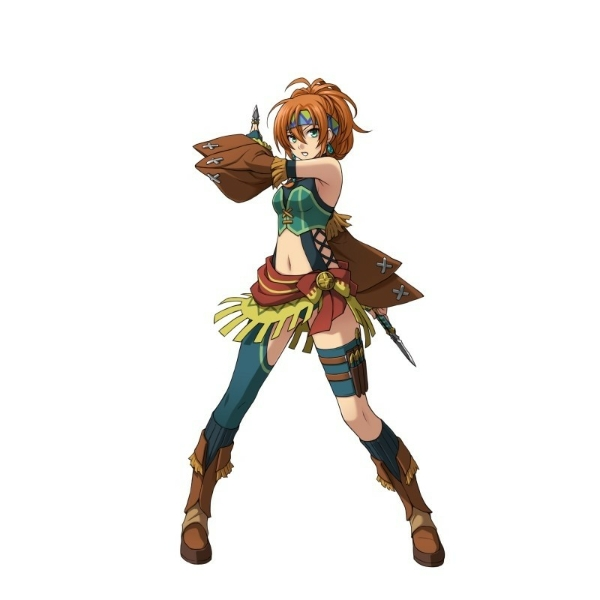 Ys Character Design : Rpg