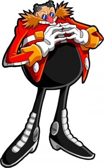 Evil Doctor Mascot