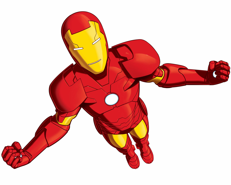 Iron Man Mascot